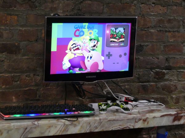 RASPBERRY PI 5000+ GAMES | ACTION BURGER