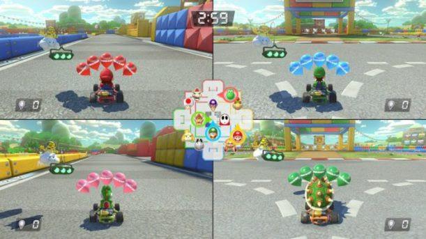 Nintendo Switch | ACTION BURGER