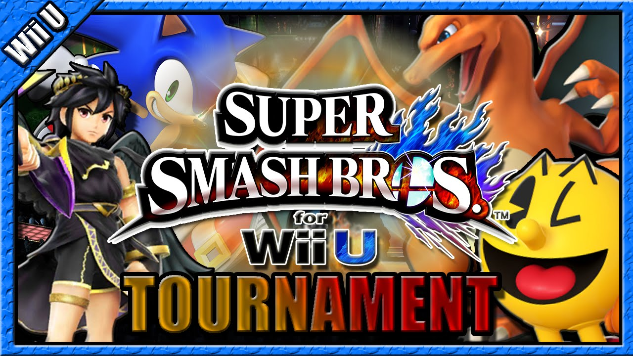 SUPER SMASH BROS TOURNAMENTS ARE AT ACTION BURGER
